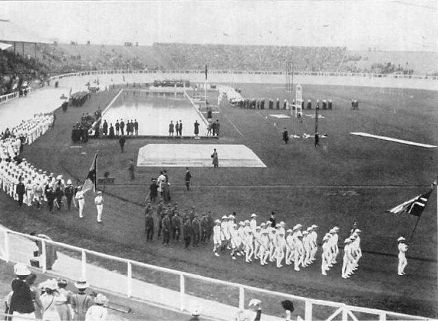 Η ιστορία των Ολυμπιακών Αγώνων - Λονδίνο 1908