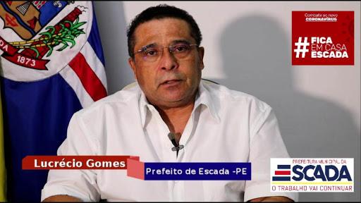 Lucrécio Gomes anuncia abertura de 15 novos leitos exclusivos para casos de Covid-19 e kits de alimentação para alunos