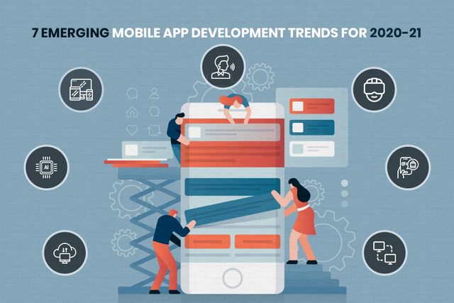 7 Latest Trends That Define the Future of the Mobile App Development