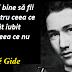Maxima zilei: 23 noiembrie - André Gide