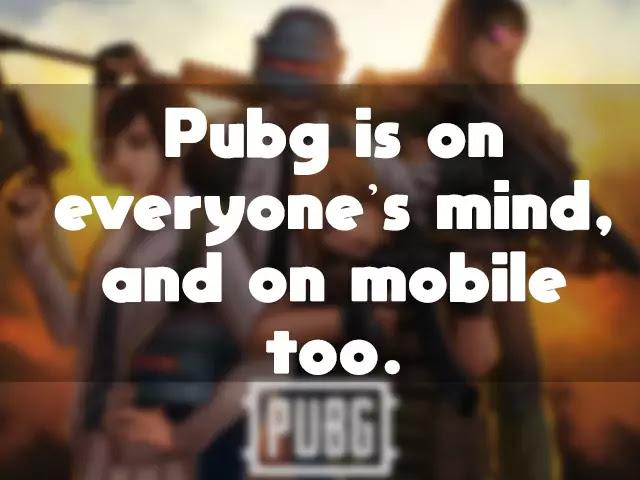 PUBG Quotes