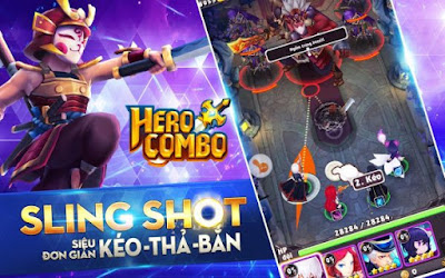 Hero Combo: Dota Vs LOL v1.0.6 Mod Apk (Immortal)