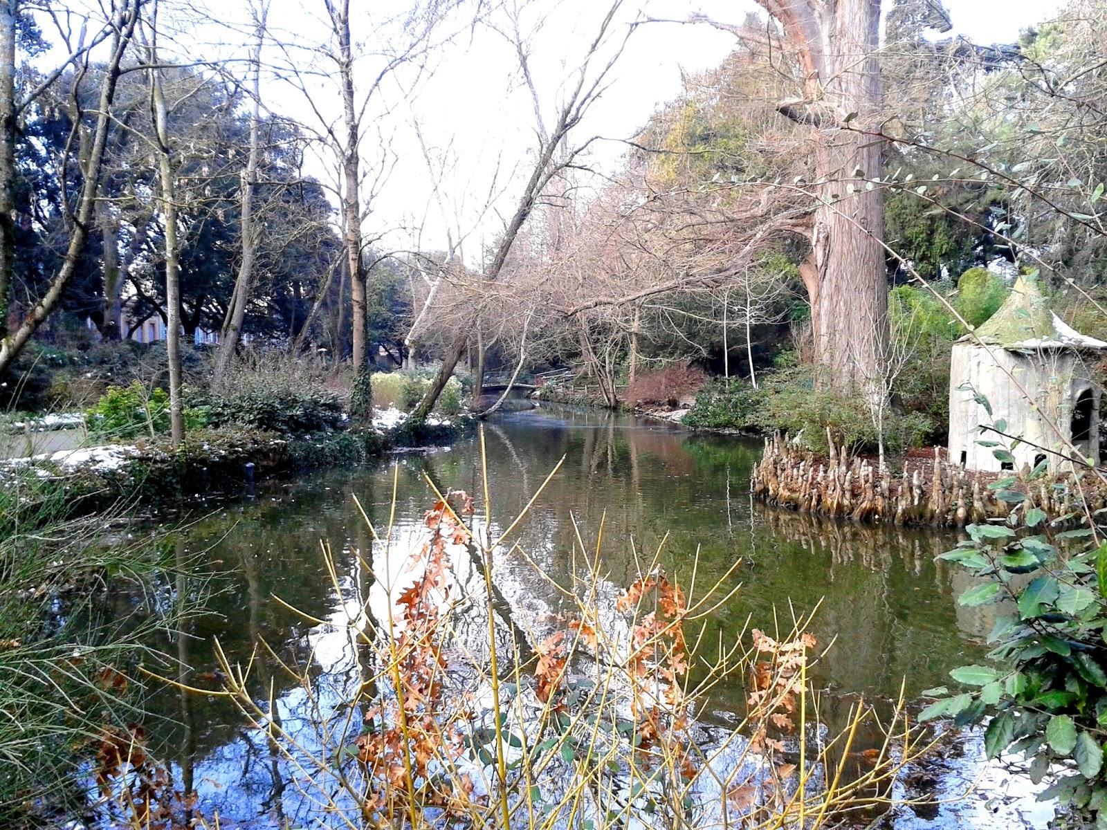 Joanmira 2 pays francophones photos toulouse jardin des plantes - Toulouse jardin des plantes ...