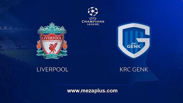 مشاهدة مباراة ليفربول وجينك بث مباشر بتاريخ 05-11-2019 دوري أبطال أوروبا