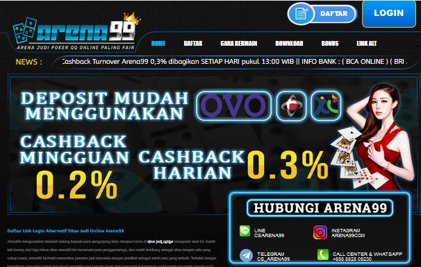 Arena99 Dikenal Sebagai Agen Poker Paling Aman Di Indonesia