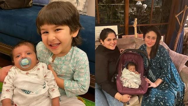 kareena kapoor new baby photos, images and wallpaper