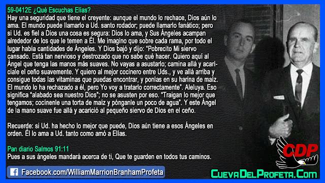 La seguridad que tiene el creyente - William Branham en Español