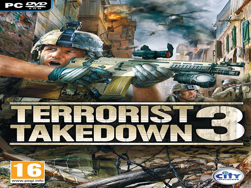 Download Terrorist Takedown 3 Game PC Free
