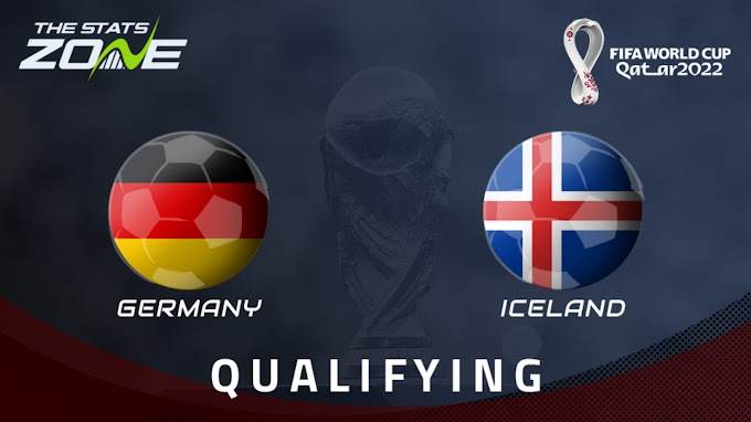 Watch Germany VS Iceland - World Cup Qual. UEFA live streaming