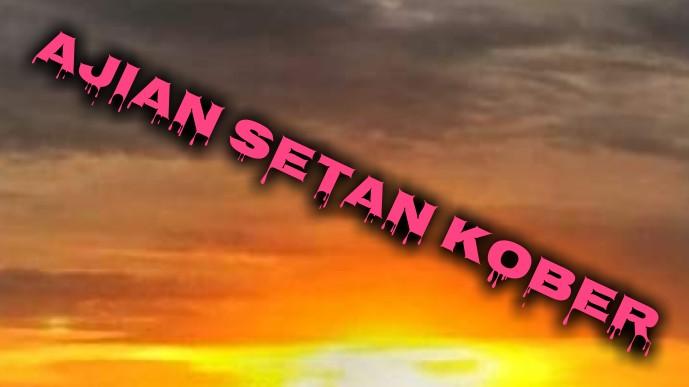 guna oleh orang Jawa zaman dulu sangatlah di kuatirkan Sakit Hati Pada Wanita, Gunakan Ajian Setan Kober !