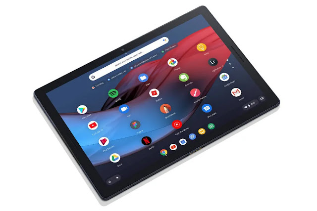 Google says goodbye to the business of tablets with ChromeOS, goodbye to Pixel Slate