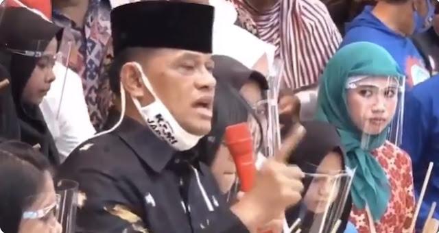 Gatot Nur Mantyo Marah ke menag tuduh hafidz qur'an Radikal