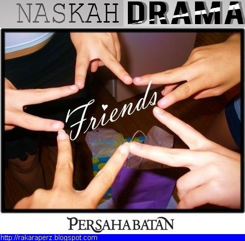 Contoh Naskah Drama Persahabatan 5 Orang Pemain Terpisahkan Oleh