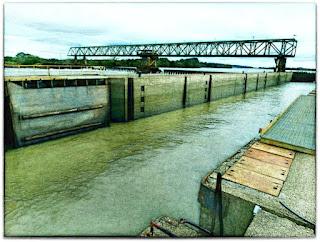 Eclusa da Barragem Eclusada de Amarópolis, Santo Amaro, General Câmara