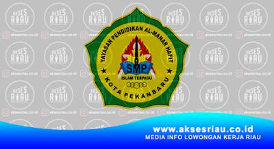 SMP IT Al Hafit Pekanbaru