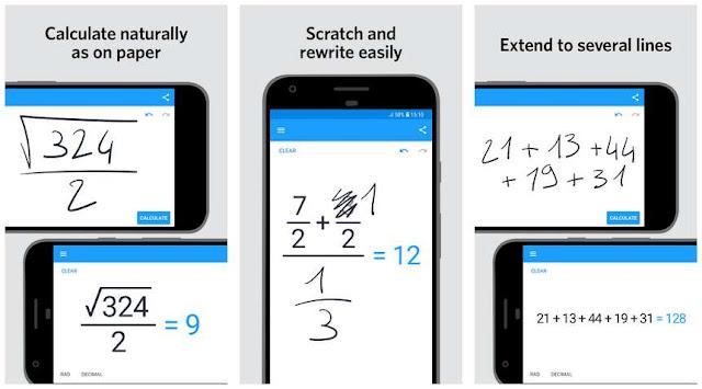 Aplikasi Penjawab Soal Matematika