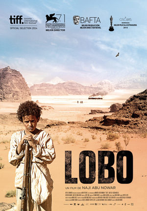 Poster Theeb 2014