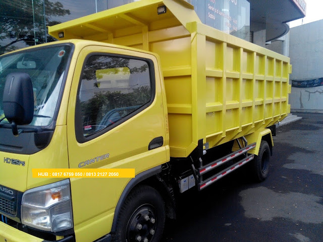 promo colt diesel dump truck 2020, kredit dp rendah dump truck 2020