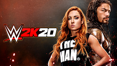 WWE 2K20 Full Game Download