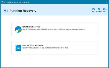M3 Partition Recovery 4 6 5 Crack FREE | Software Zone