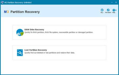 M3 Partition Recovery 4.6.5 Crack FREE | Software Zone