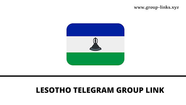 Lesotho Telegram Group Link
