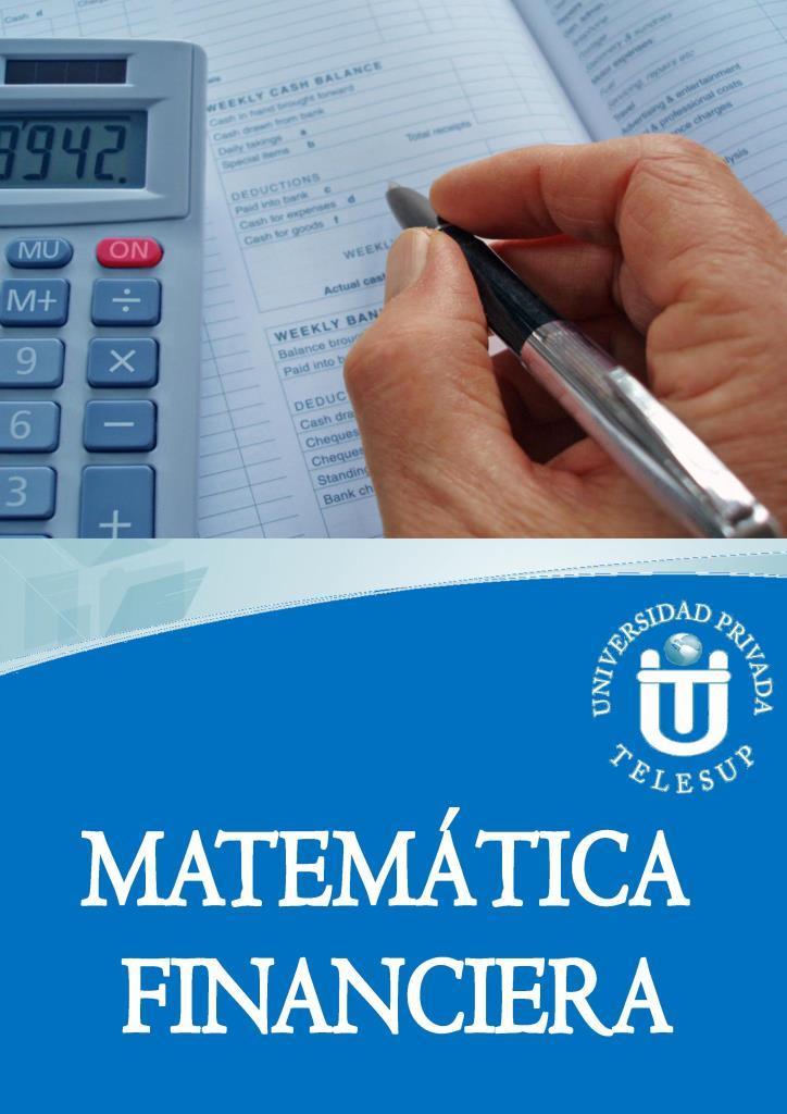 Matemática financiera – TELESUP