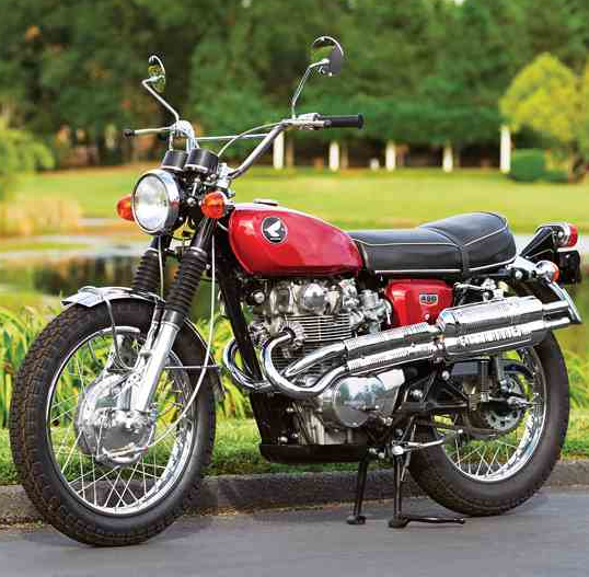 Honda CL450 Average Mileage (1971) - Per Liter, Kmpl & More