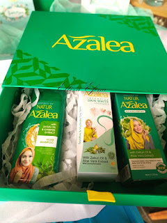 azalea shampoo