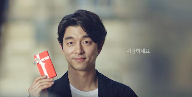 孔劉-代言-The BC card-新廣告CF-