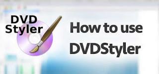 برنامج, مميز, لإنشاء, وصناعة, أقراص, دي, في, دي, عالية, الجودة, DVDStyler