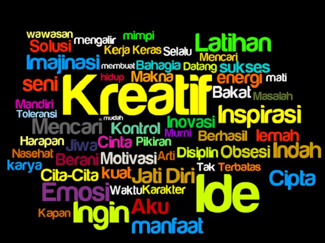 Tips kreatif dan banyak ide