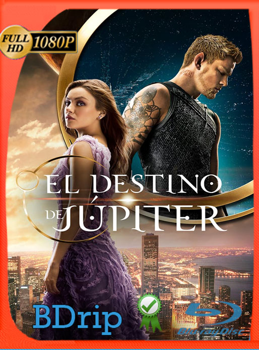 El Destino de Jupiter Castellano-Latino-Inglés (2015) BDRip HD1080  [Google Drive] Tomyly
