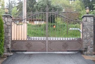 Cerramientos hierro y forja en Tarragona