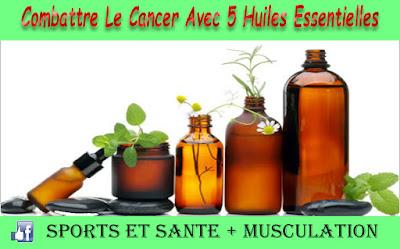 5 Huiles essentielles à base de plantes qui se sont avérés de tuer les cellules cancéreuses