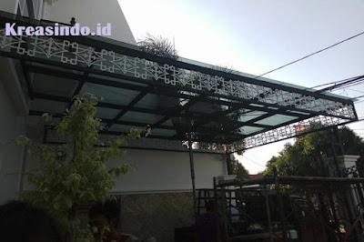 jasa canopy murah