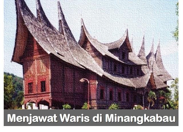 Pembagian harta warisan di Minangkabau, tidak bertentangan dengan syariat agama !