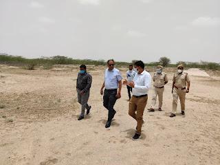 परिवहन आयुक्त ने जोधपुर, दूदू, किशनगढ़, ब्यावर और बालोतरा कार्यालयों का किया निरीक्षण