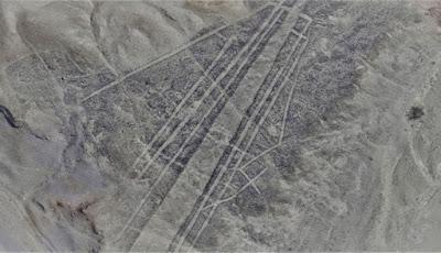 Garis Nazca Misterius Terbaru Berhasil Diketahui Berkat Drone