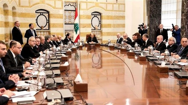 Lebanese government endorses austerity budget aimed at revitalizing the country's ailing economy