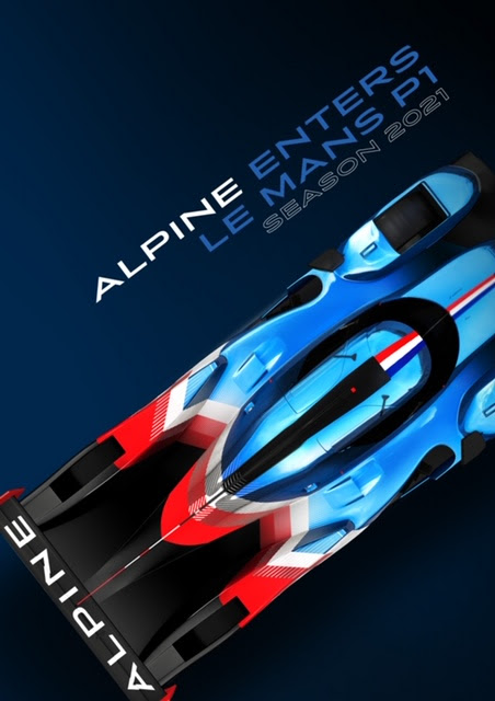 Alpine Endurance Team confirms LMP1 entry for 2021 FIA WEC season