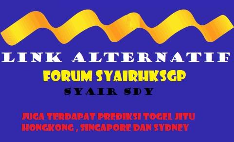 Forum syair singapore, forum syair sgp, kumpulan syair sgp