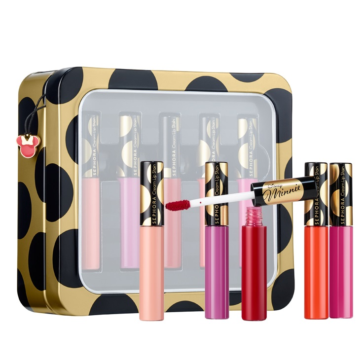 Sephora Minnie-ature Cream Lip Stain Set