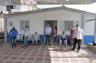 Citas Medicas Centro de Salud Morelia Risaralda
