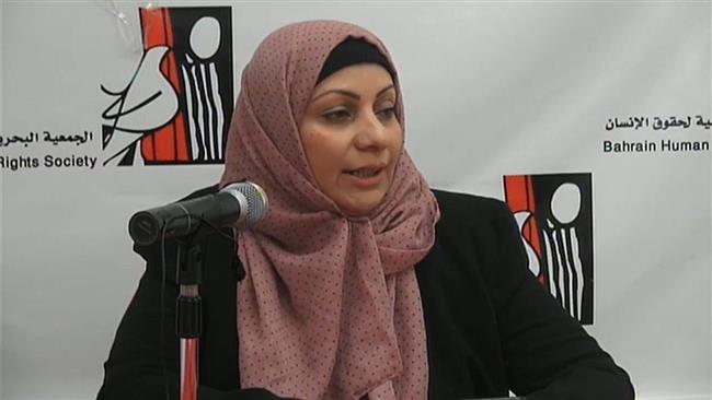 Prominent Bahraini human rights activist Ebtisam al-Saegh hospitalized with food poisoning
