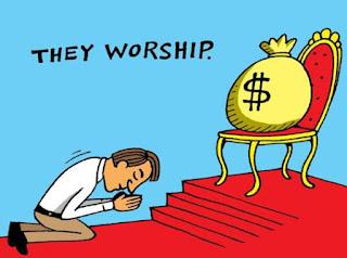 金錢是奴役你的工具。
