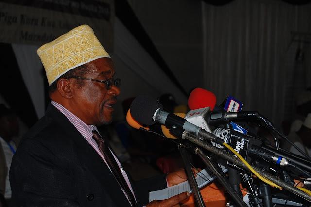 Kutangazwa Matokeo ya Uchaguzi wa Marudio Zanzibar Ukumbi wa