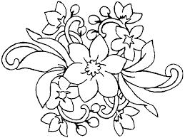 √ Malvorlagen blumenstrauss kostenlos - X - Claudia Schiffer