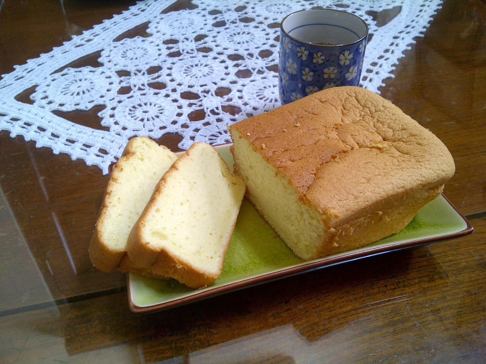 Japan Honey Cake Recipe: Cook And Cake : Castella Cake(カステラ, Kasutera