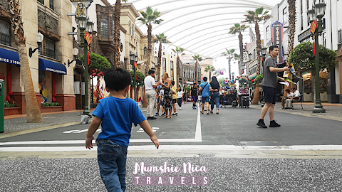 Singapore: Guide to Universal Studios with a Toddler